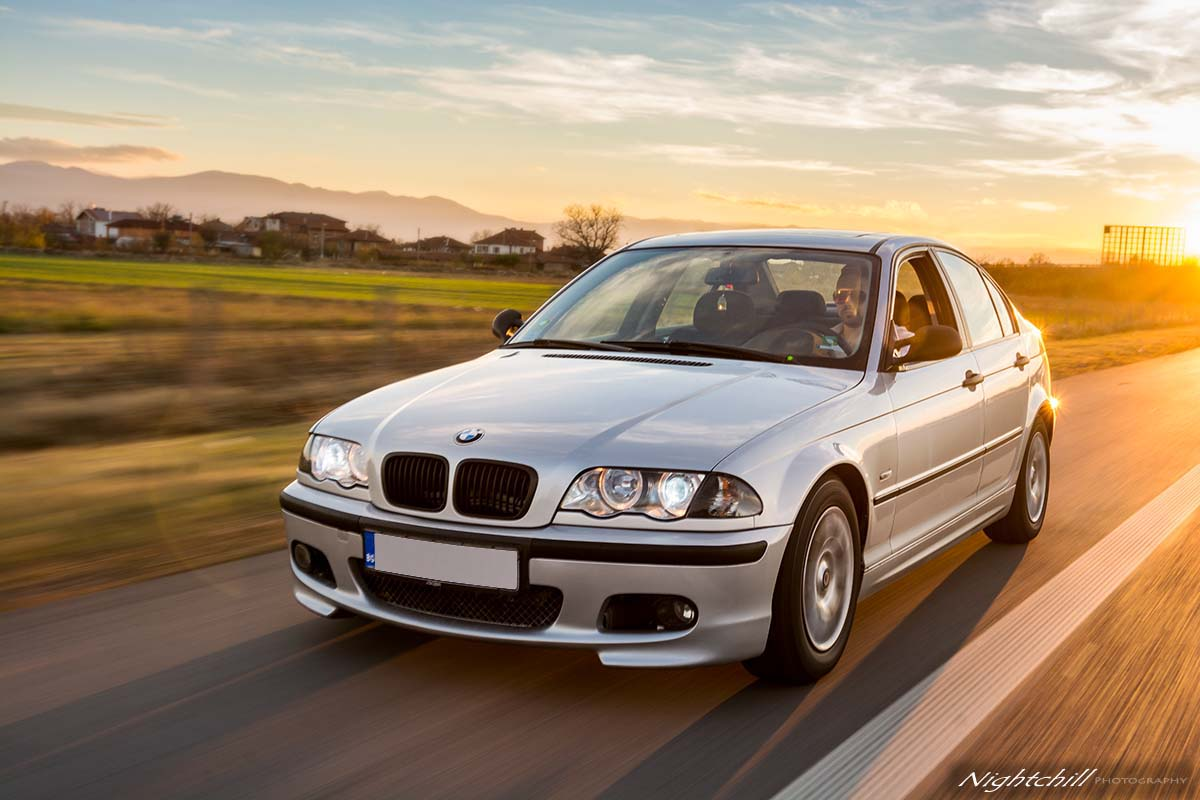 Car Photography - BMW