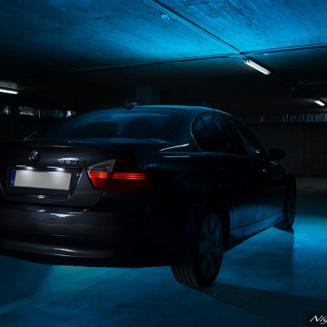 bmw 3 photography