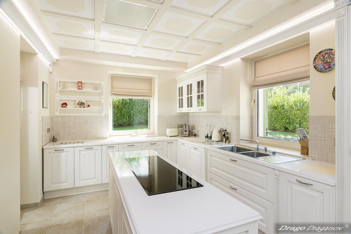 Интериорна фотография, Къща, Real estate
