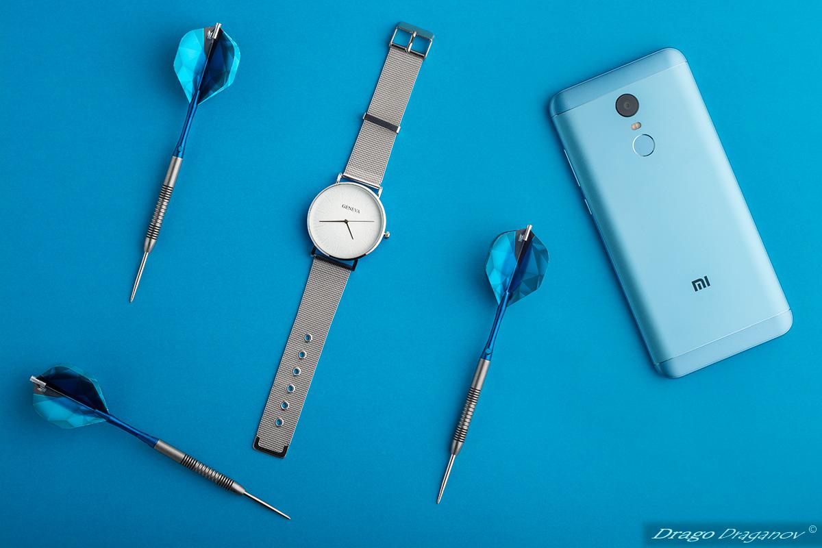 Рекламна фотография, часовник