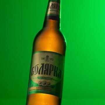 рекламна фотография, бира