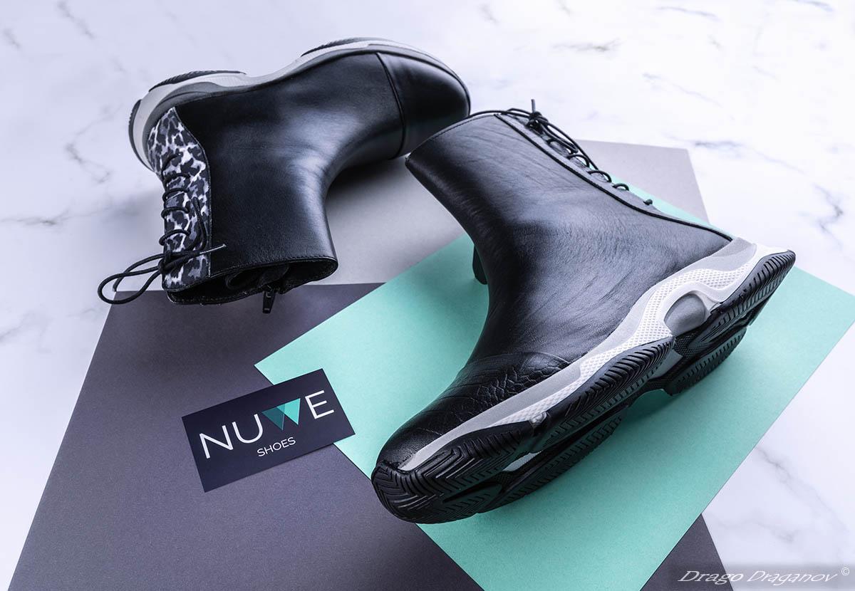 професионална фотография на обувки