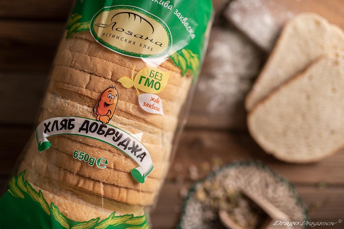 Фотография на хлебни изделия, Хляб Лозана