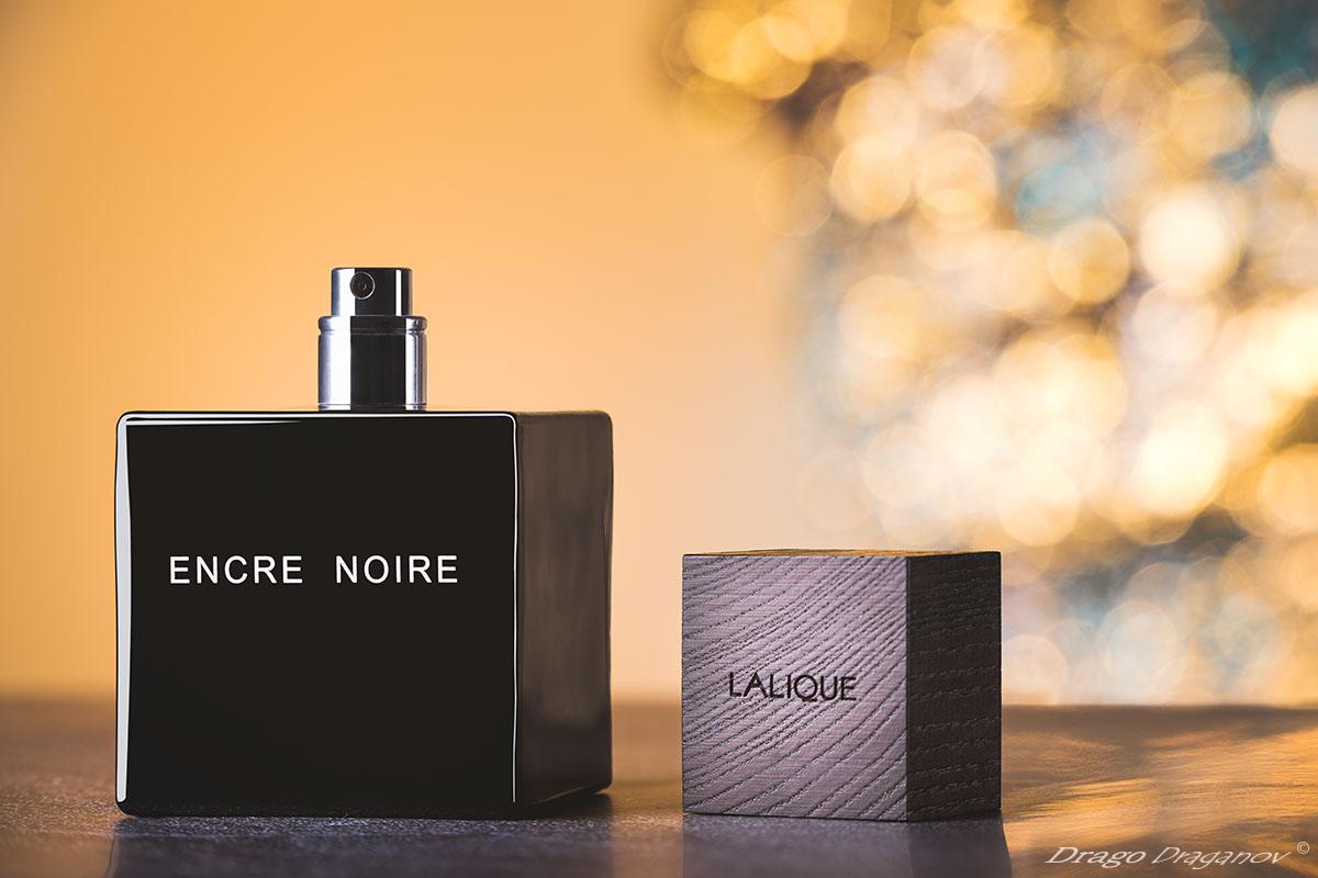 рекламна фотография парфюм
