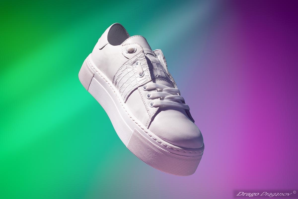 фотография на обувки