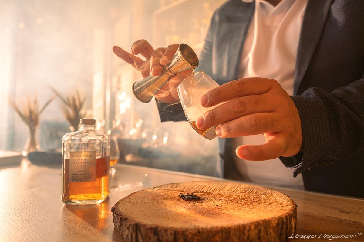 Рекламна Фотография, Уиски
