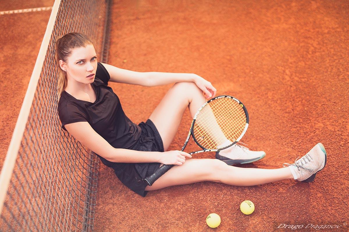 тенис фотография