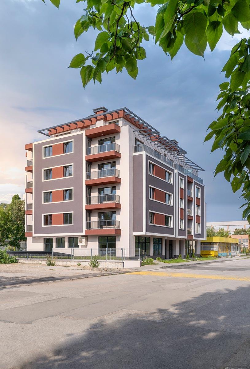 екстериорна фотография сграда
