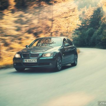 Car Photography, BMW, Bulgaria