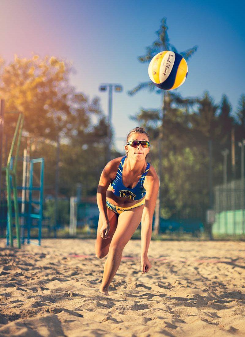 beach volleyball ladies