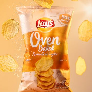 baked lays chips