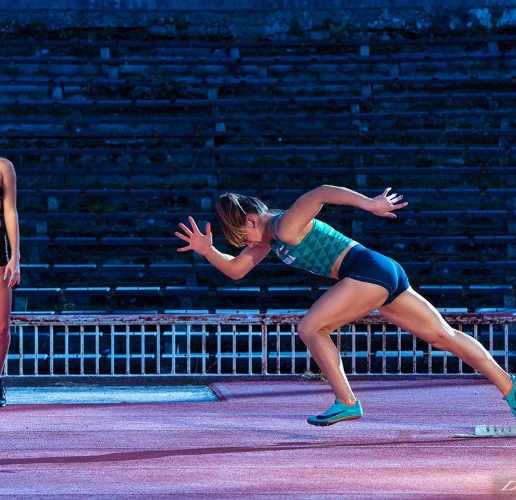 sports photography, women runners