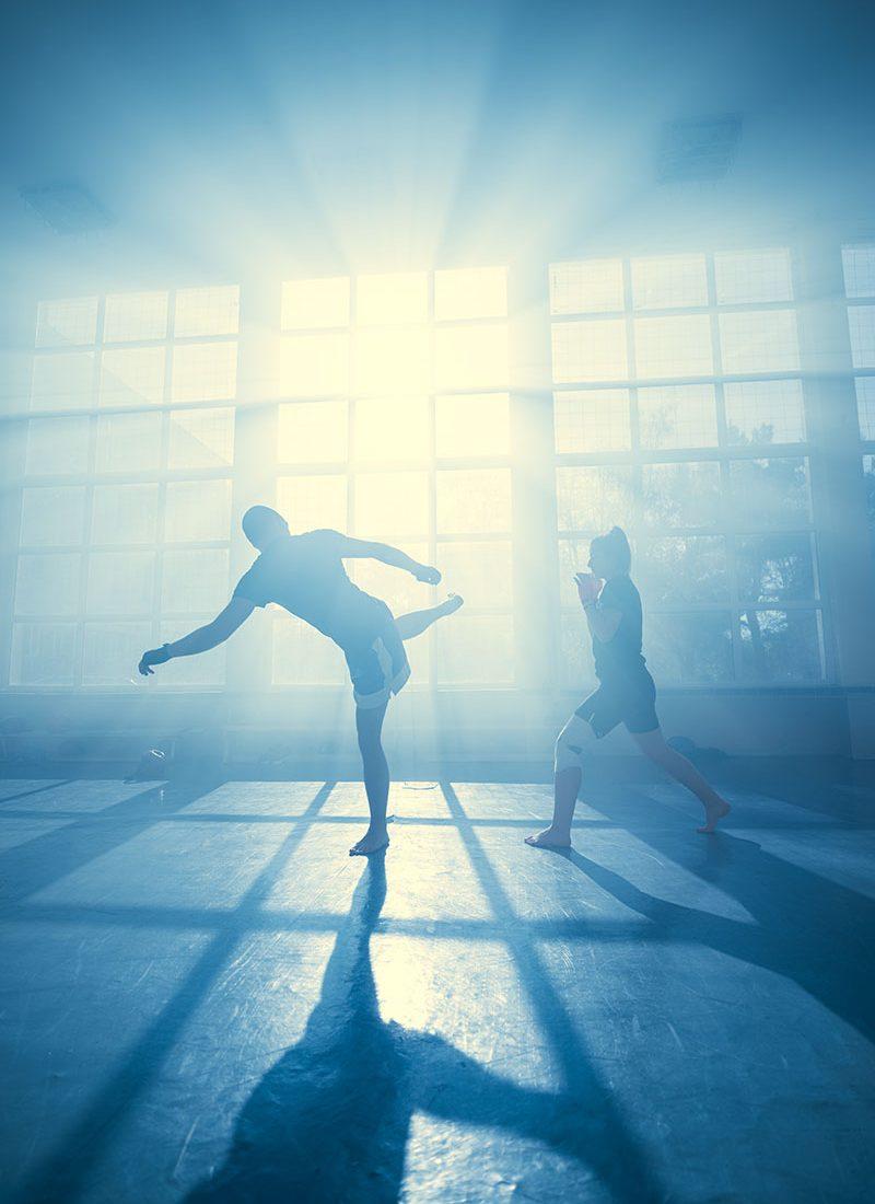 Editorial Photography, Sports, Kickbox