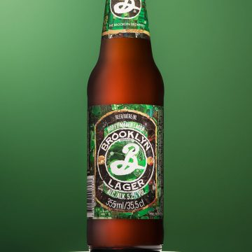 Brooklyn Lager Beer photography
